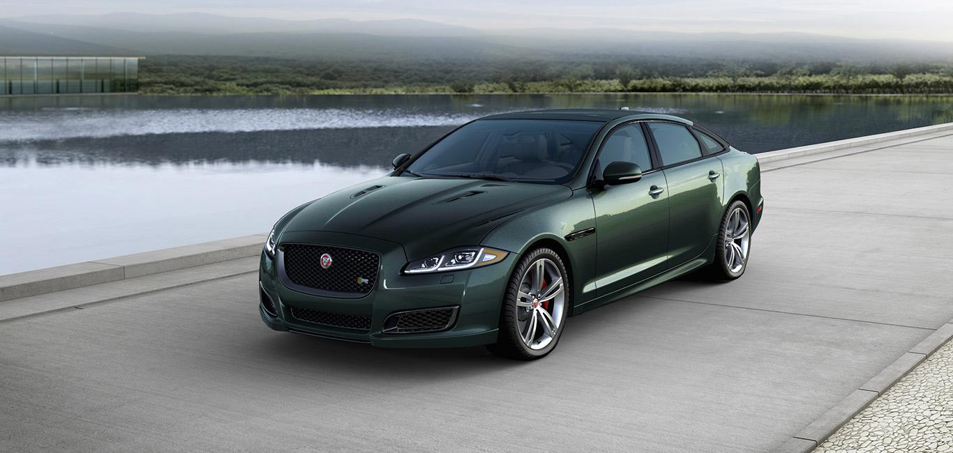 Nice Images Collection: 2014 Jaguar XJR Long Wheelbase Desktop Wallpapers