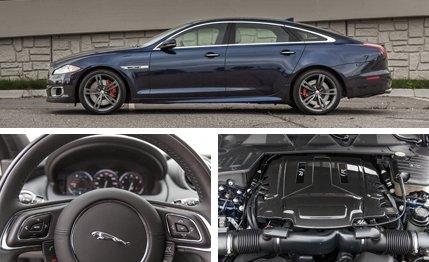 2014 Jaguar XJR Long Wheelbase Backgrounds, Compatible - PC, Mobile, Gadgets| 429x262 px