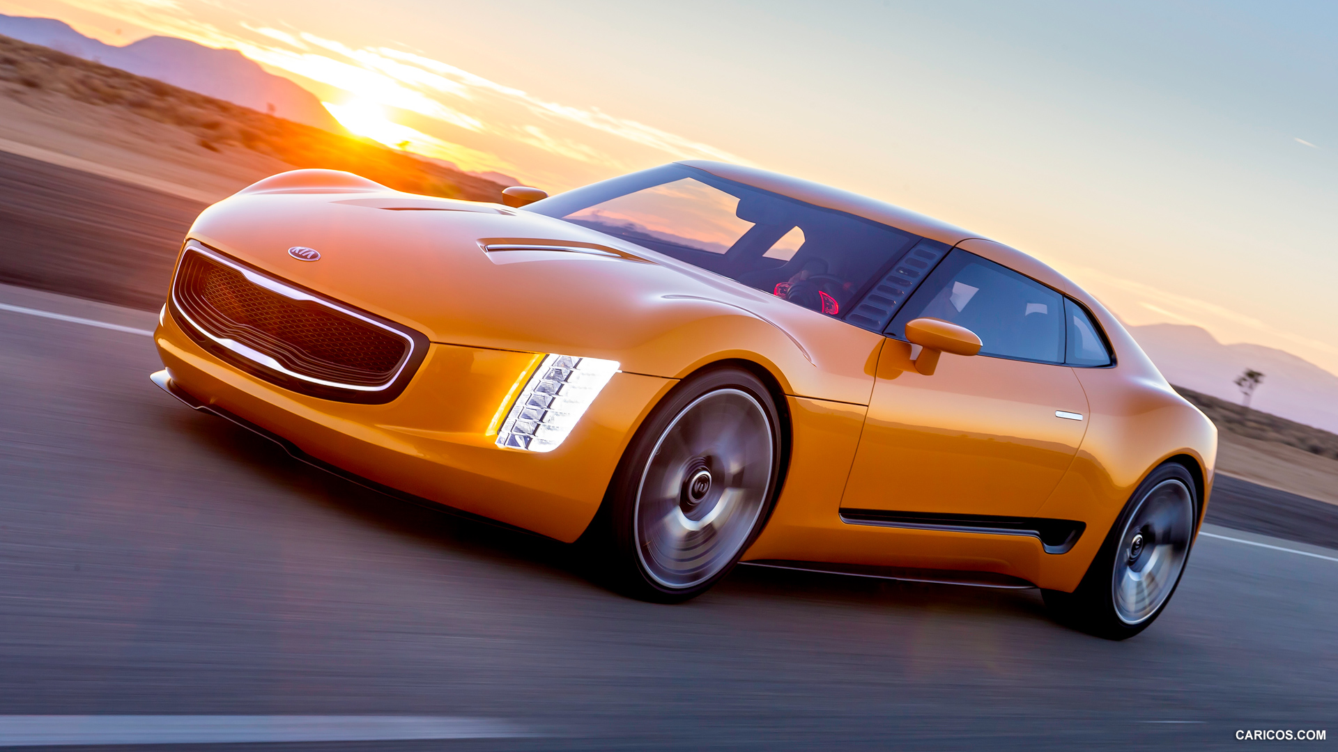1920x1080 > 2014 Kia GT4 Stinger Concept  Wallpapers