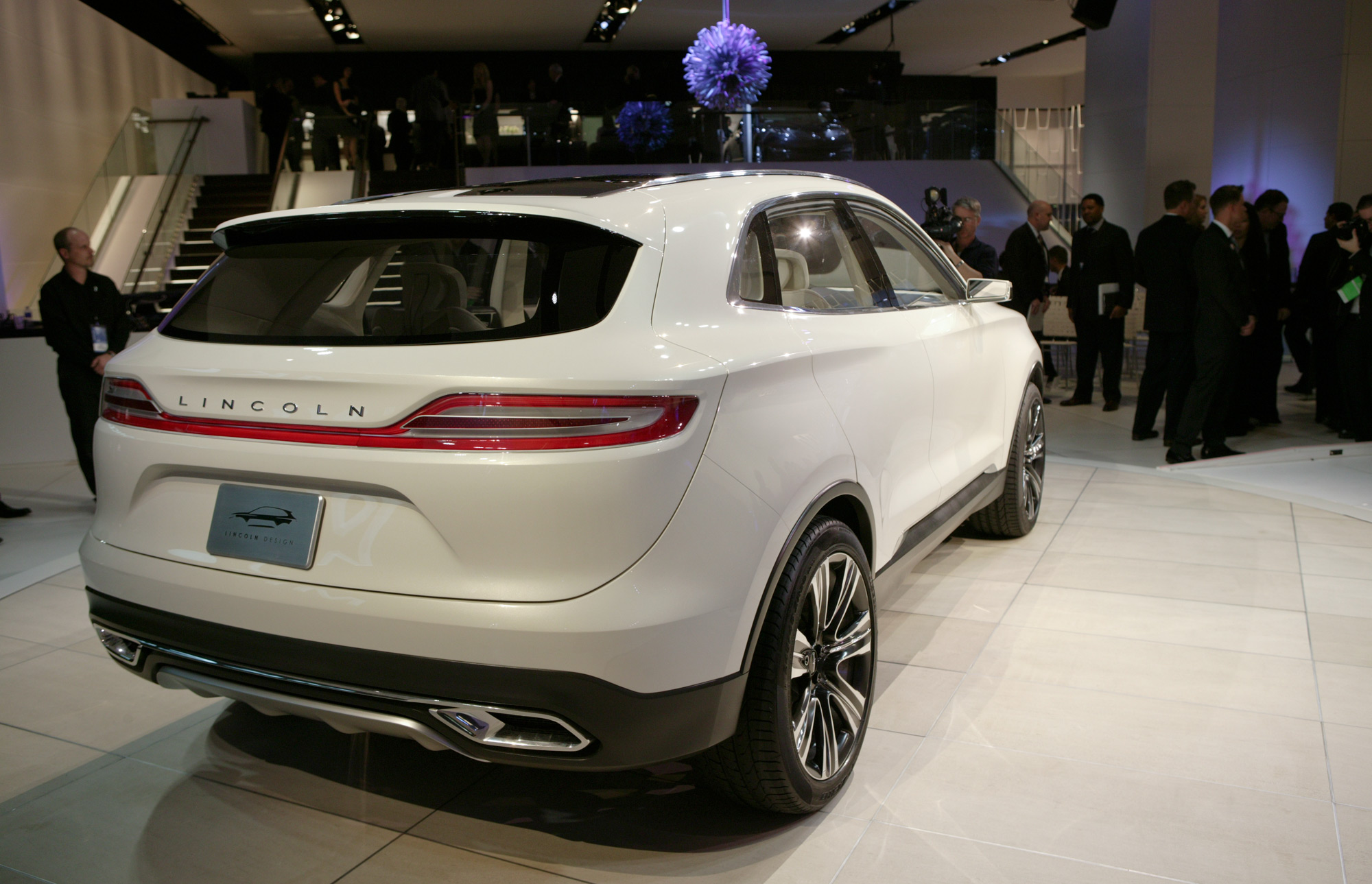 2014 Lincoln Mkc Concept Backgrounds on Wallpapers Vista