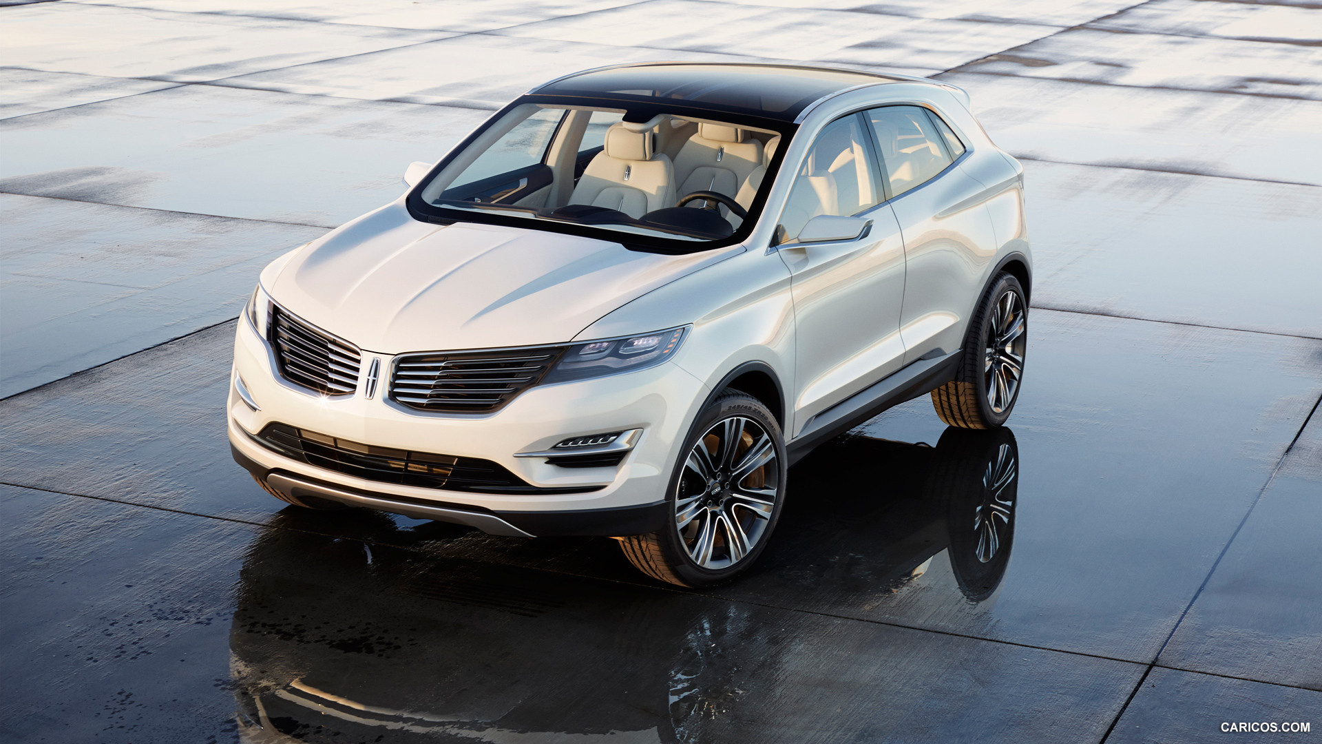2014 Lincoln Mkc Concept Backgrounds, Compatible - PC, Mobile, Gadgets| 1920x1080 px