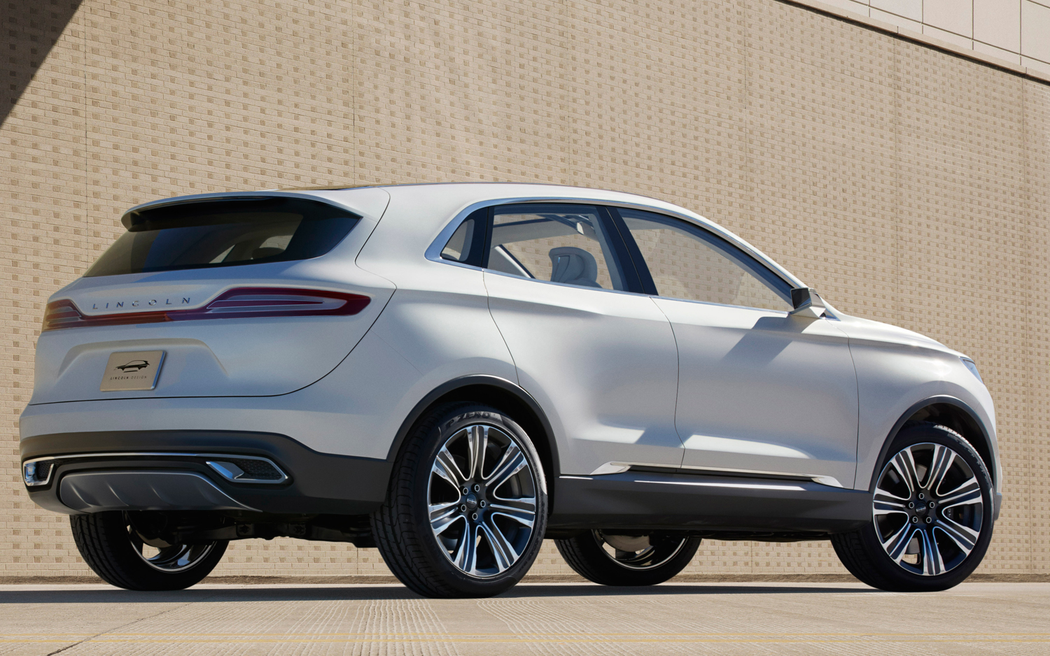 2014 Lincoln Mkc Concept Backgrounds, Compatible - PC, Mobile, Gadgets| 1500x938 px
