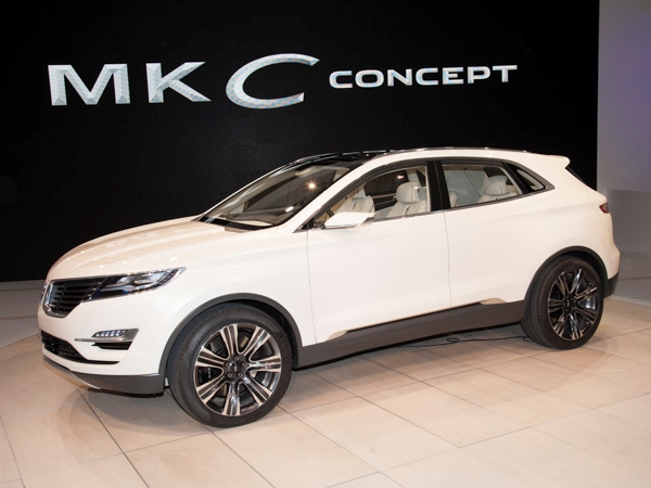 600x450 > 2014 Lincoln Mkc Concept Wallpapers