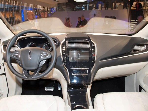 High Resolution Wallpaper | 2014 Lincoln Mkc Concept 600x450 px