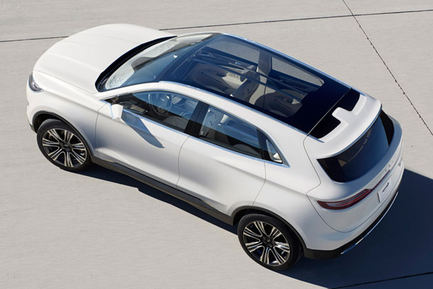 Amazing 2014 Lincoln Mkc Concept Pictures & Backgrounds
