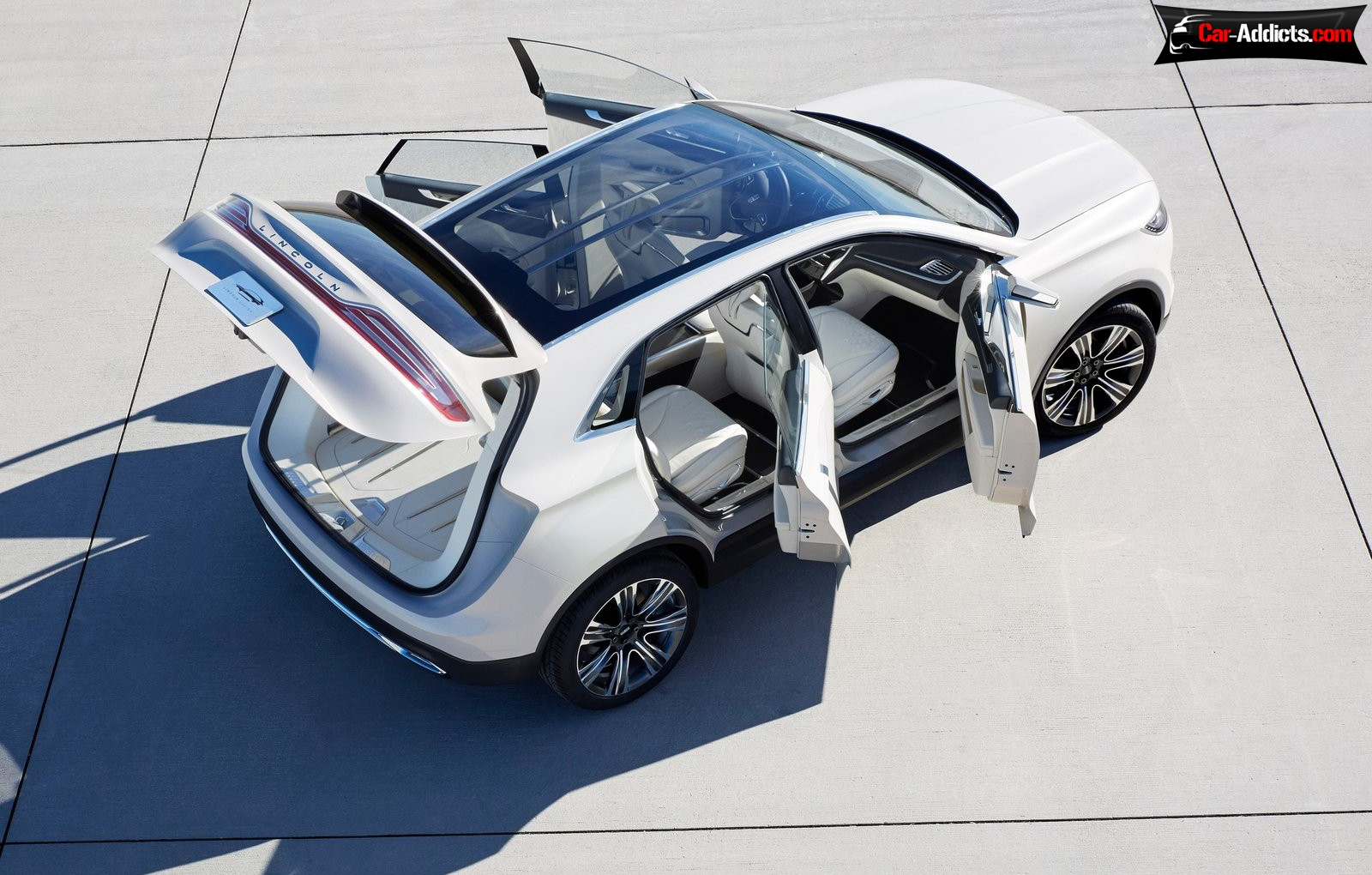 2014 Lincoln Mkc Concept Pics, Vehicles Collection