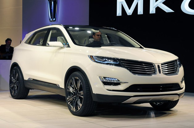 628x417 > 2014 Lincoln Mkc Concept Wallpapers