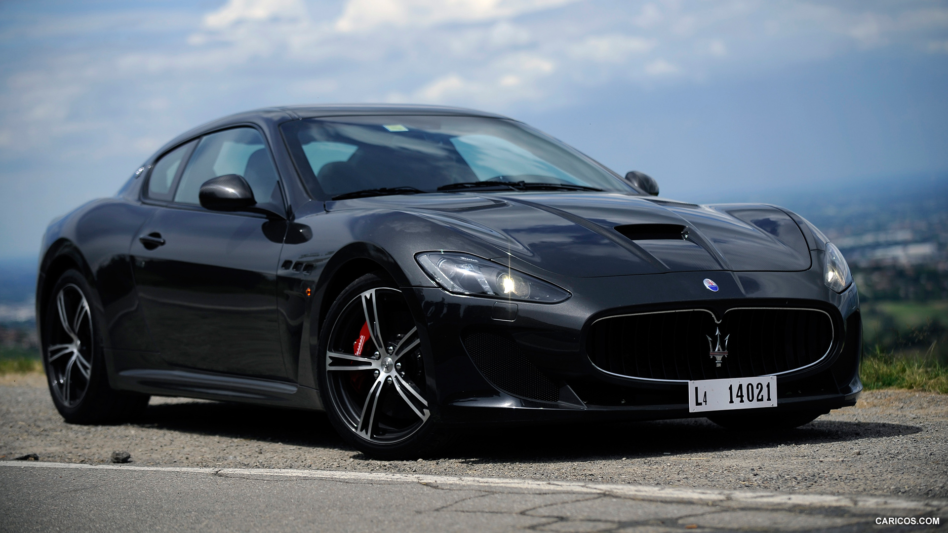 2014 Maserati GranTurismo MC Stradale Pics, Vehicles Collection