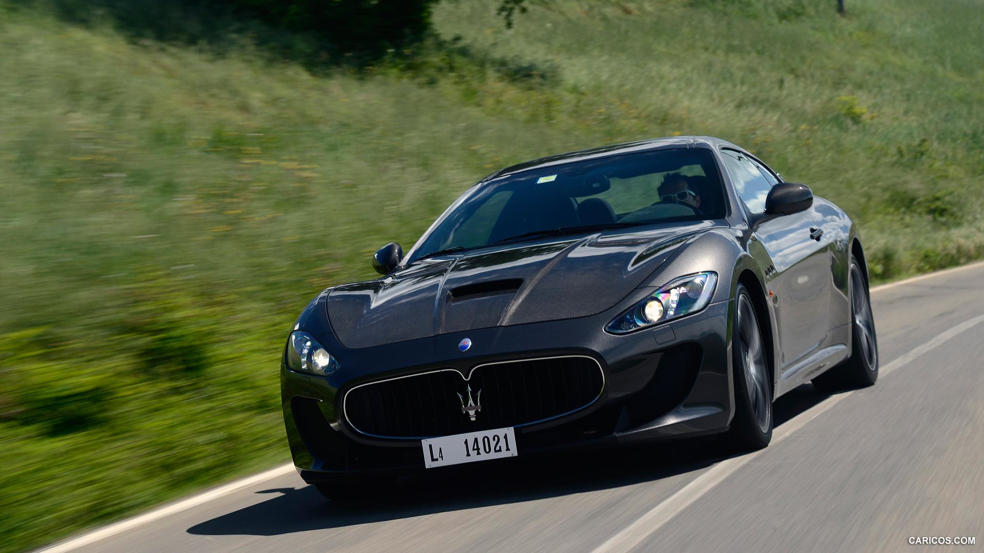 HQ 2014 Maserati GranTurismo MC Stradale Wallpapers | File 762.49Kb