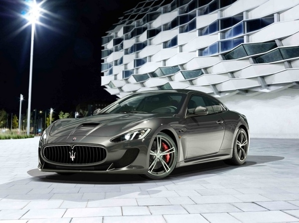 Nice wallpapers 2014 Maserati GranTurismo MC Stradale 600x449px