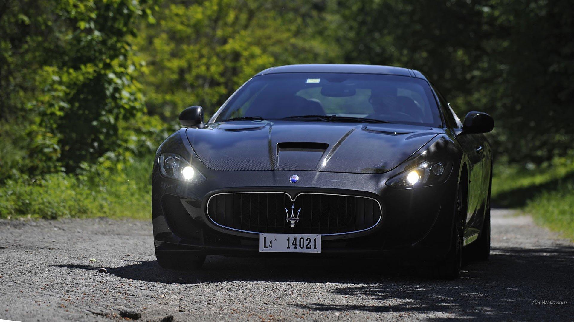 2014 Maserati GranTurismo MC Stradale High Quality Background on Wallpapers Vista