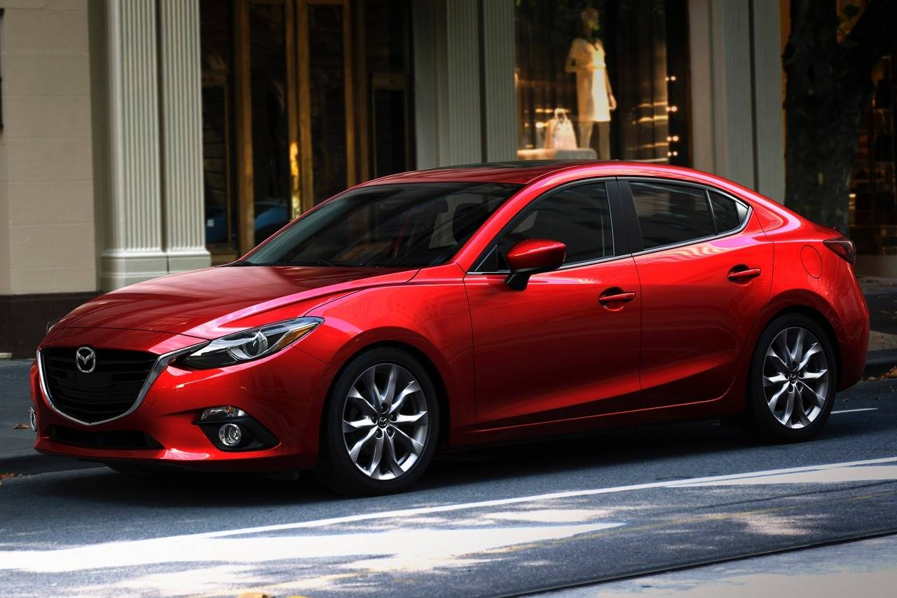 Images of 2014 Mazda 3 | 1280x853