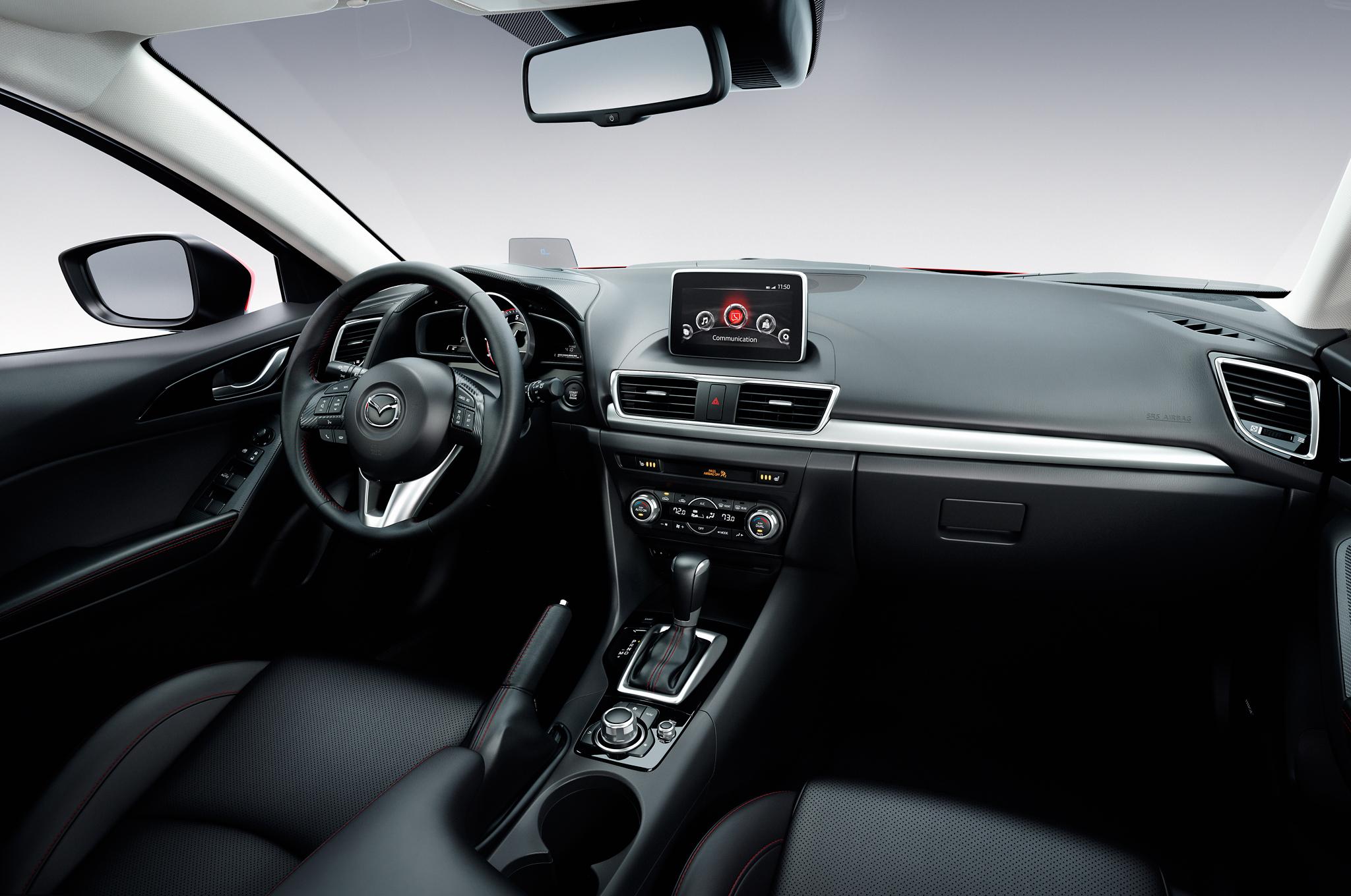 2014 Mazda 3 Pics, Vehicles Collection
