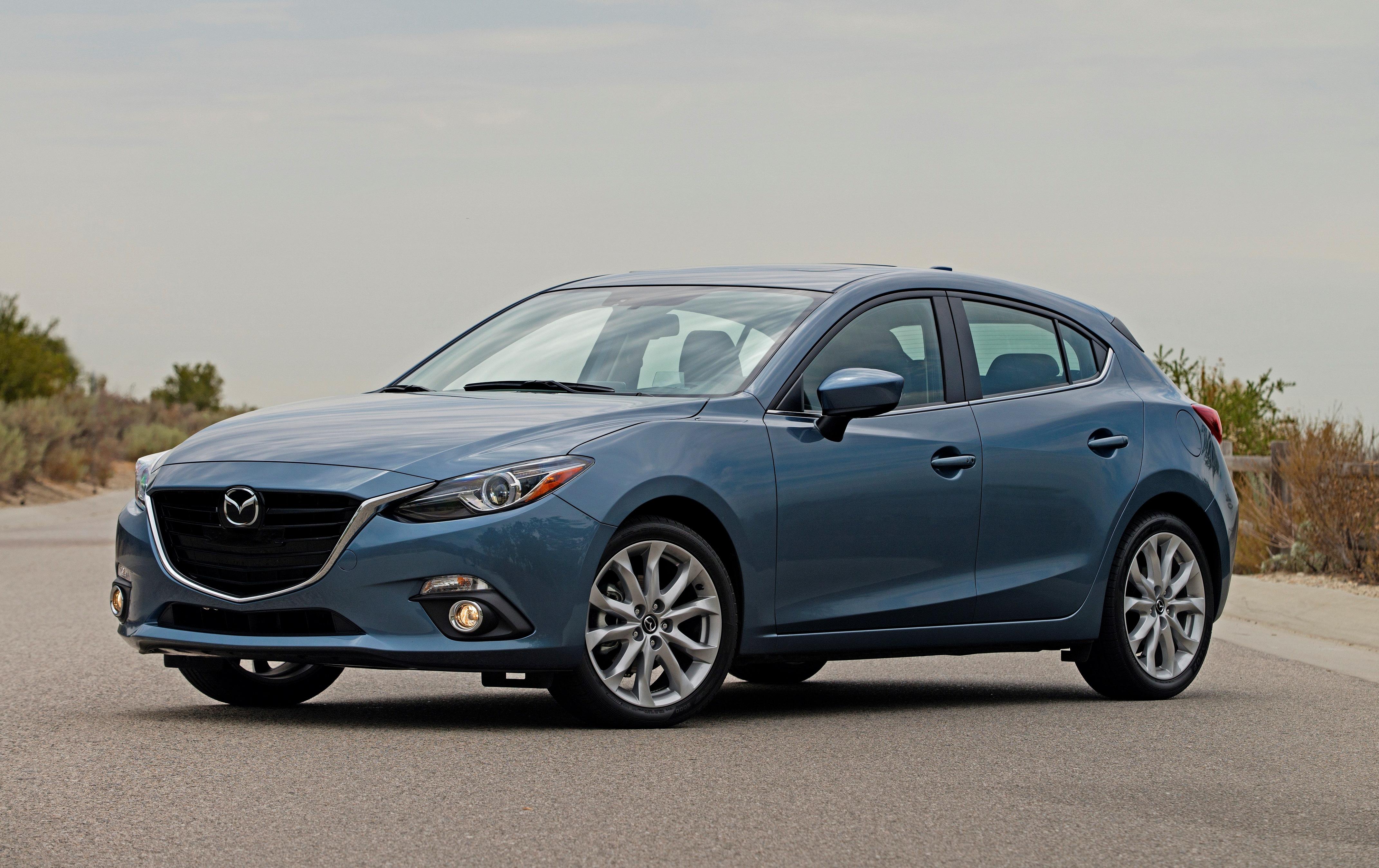 HQ 2014 Mazda 3 Wallpapers | File 3470.45Kb
