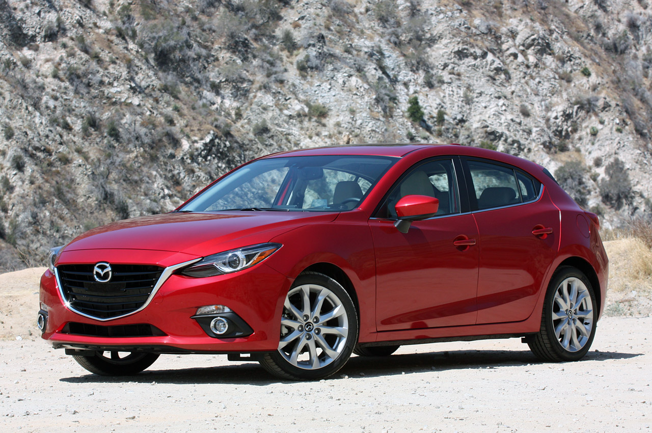 HD Quality Wallpaper | Collection: Vehicles, 1280x850 2014 Mazda 3