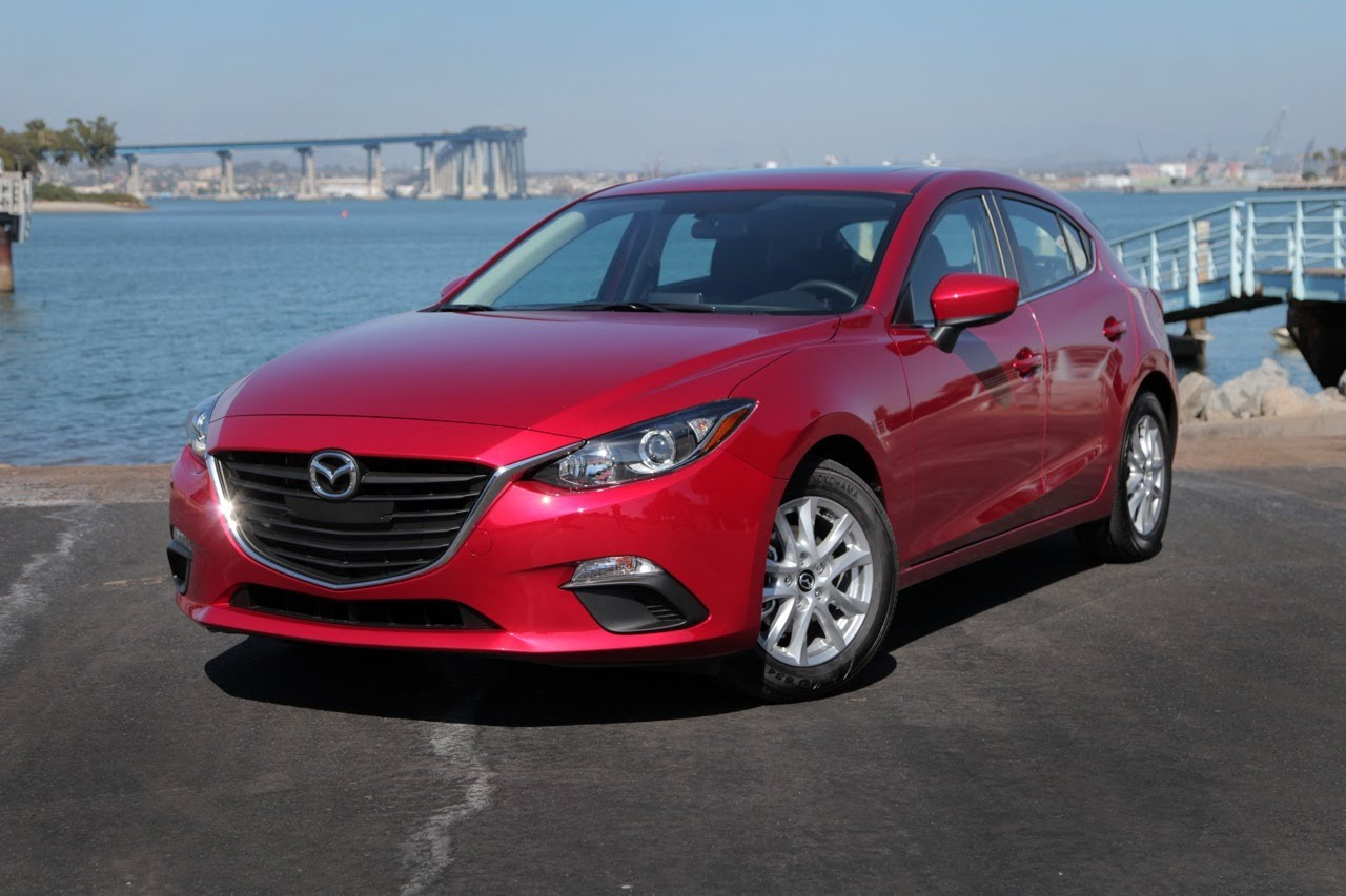 2014 Mazda 3 High Quality Background on Wallpapers Vista