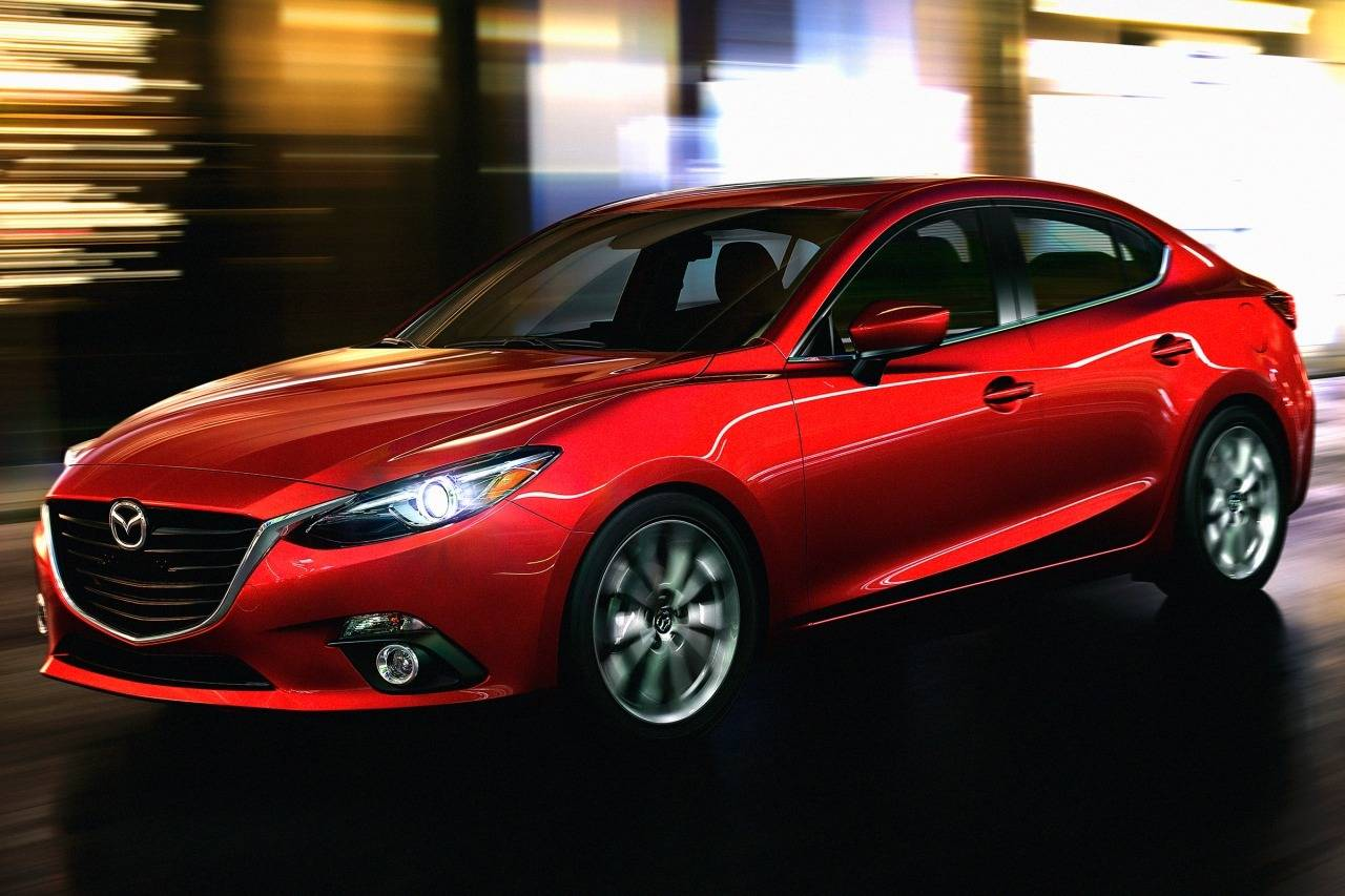 2014 Mazda 3 Backgrounds, Compatible - PC, Mobile, Gadgets| 1280x853 px