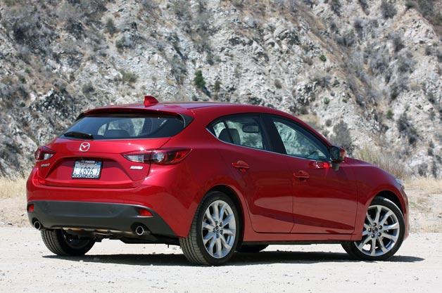 High Resolution Wallpaper | 2014 Mazda 3 628x417 px