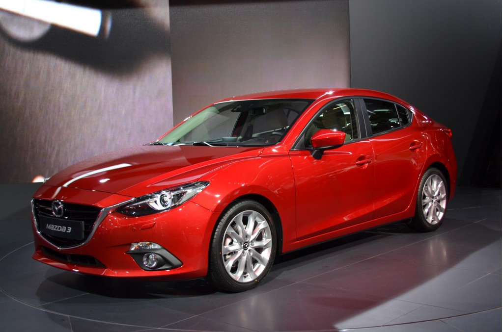 Images of 2014 Mazda 3 | 1024x677