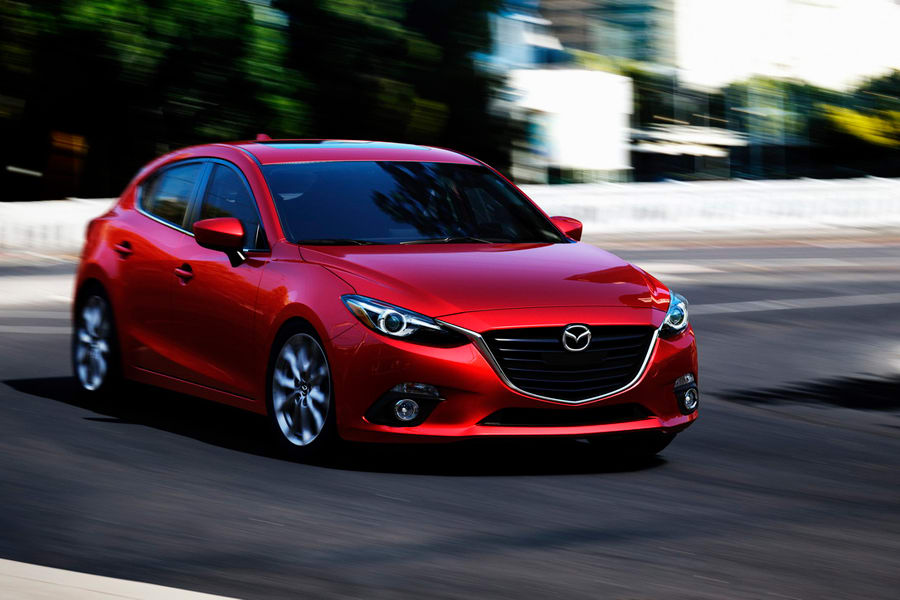 HD Quality Wallpaper | Collection: Vehicles, 900x600 2014 Mazda 3