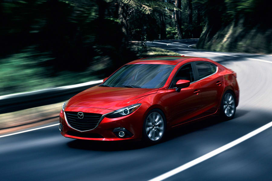 Amazing 2014 Mazda 3 Pictures & Backgrounds