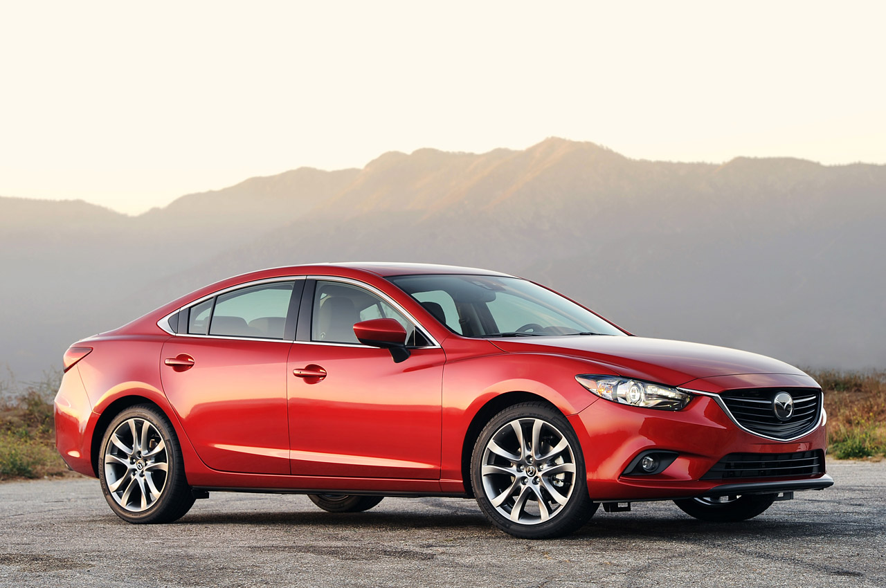 Images of 2014 Mazda 6 | 1280x850