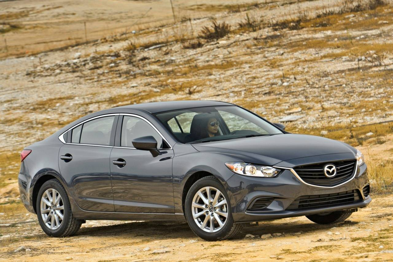 2014 Mazda 6 Backgrounds on Wallpapers Vista