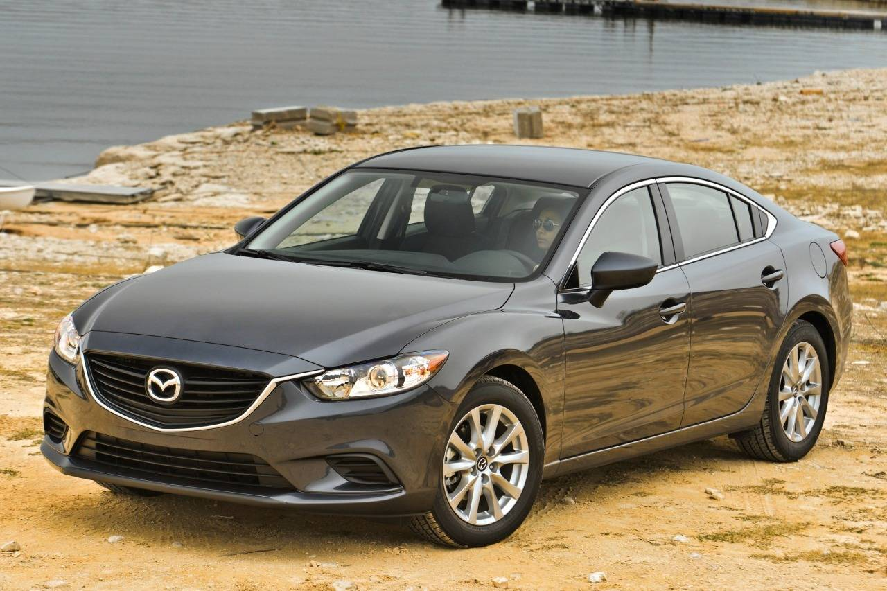 Nice wallpapers 2014 Mazda 6 1280x853px