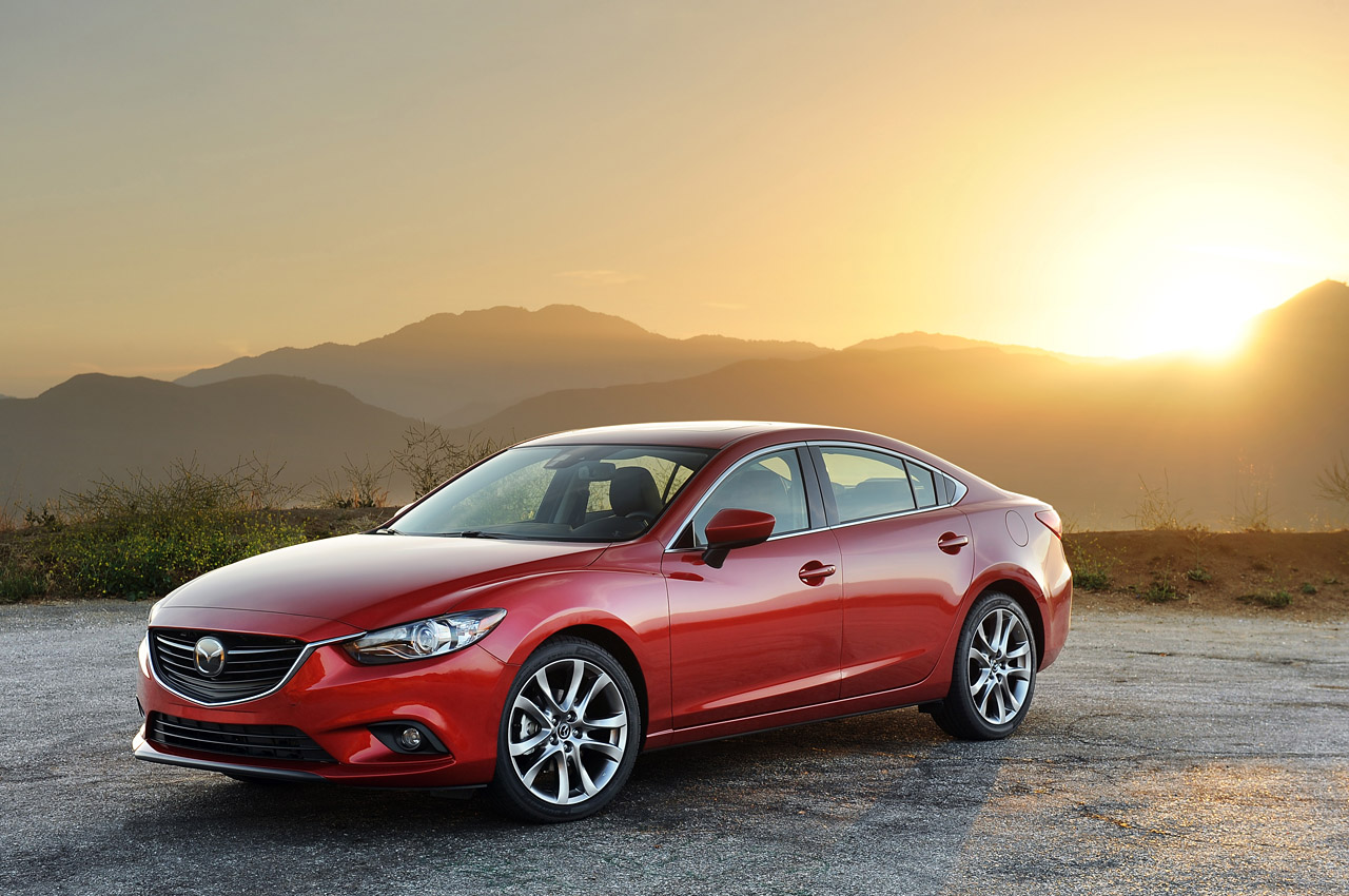 2014 Mazda 6 Backgrounds, Compatible - PC, Mobile, Gadgets| 1280x850 px