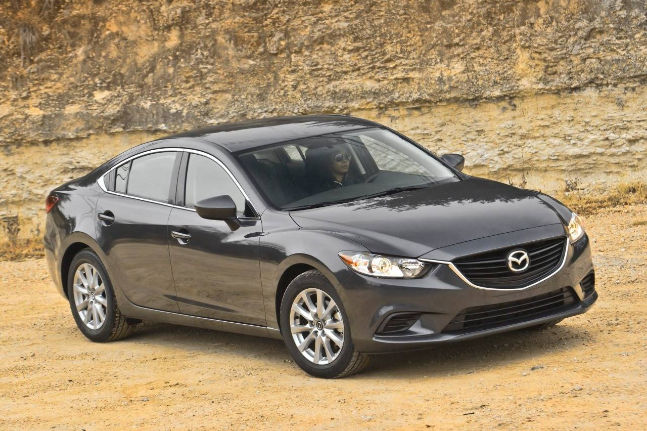 Nice Images Collection: 2014 Mazda 6 Desktop Wallpapers
