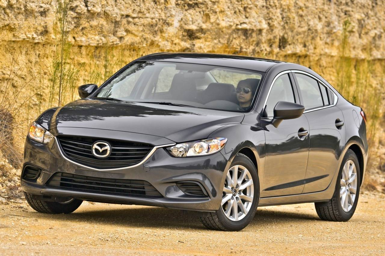 Images of 2014 Mazda 6 | 1280x853