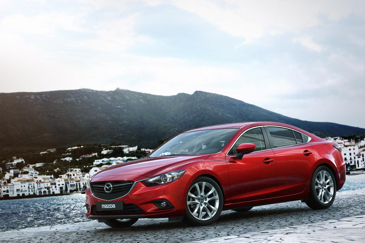 2014 Mazda 6 Pics, Vehicles Collection