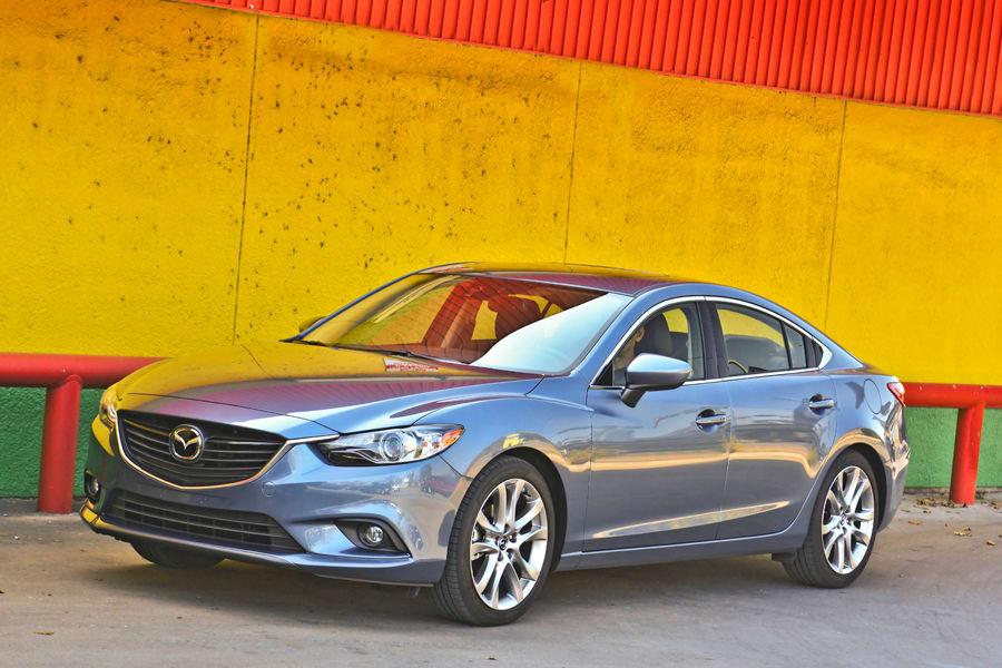 900x600 > 2014 Mazda 6 Wallpapers