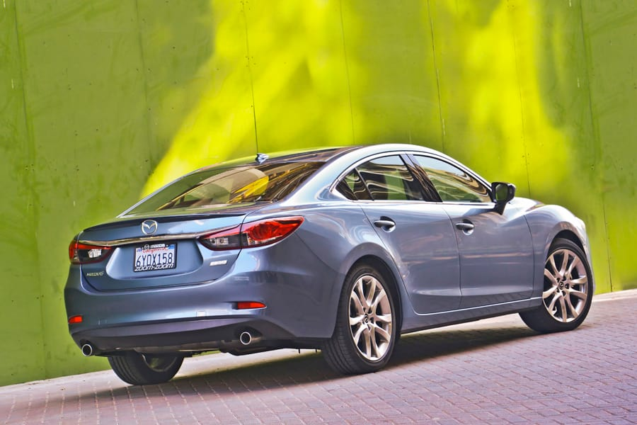 HQ 2014 Mazda 6 Wallpapers | File 68.99Kb