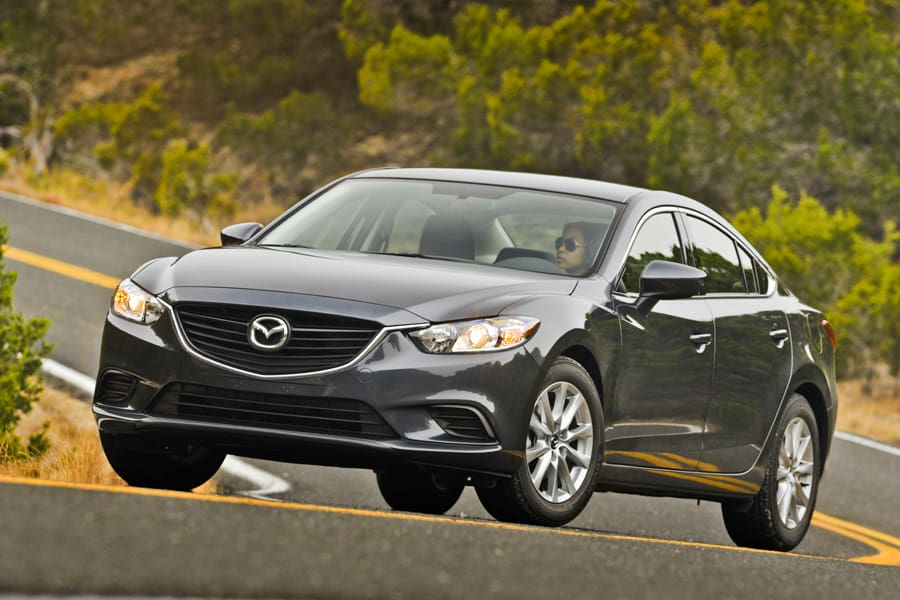 2014 Mazda 6 High Quality Background on Wallpapers Vista