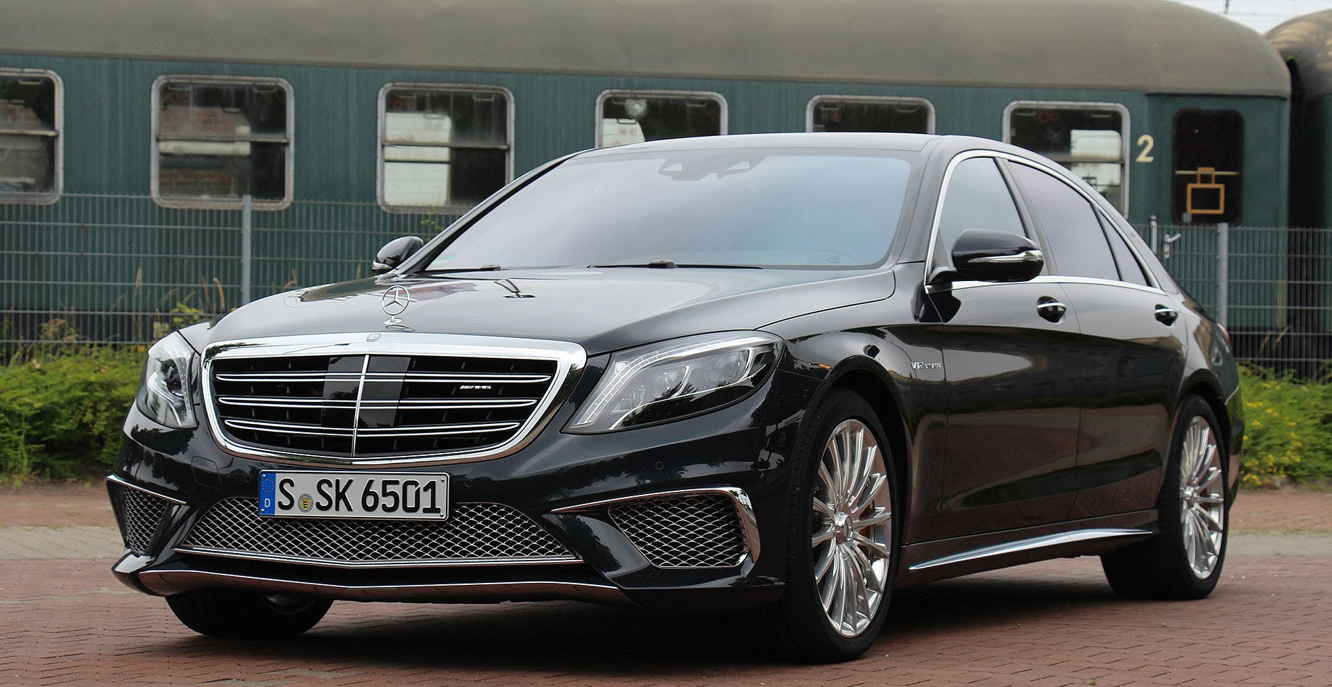 2014 Mercedes-Benz S65 AMG Backgrounds, Compatible - PC, Mobile, Gadgets| 1920x990 px