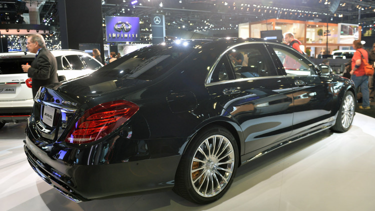 2014 Mercedes-Benz S65 AMG Pics, Vehicles Collection