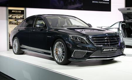 Amazing 2014 Mercedes-Benz S65 AMG Pictures & Backgrounds