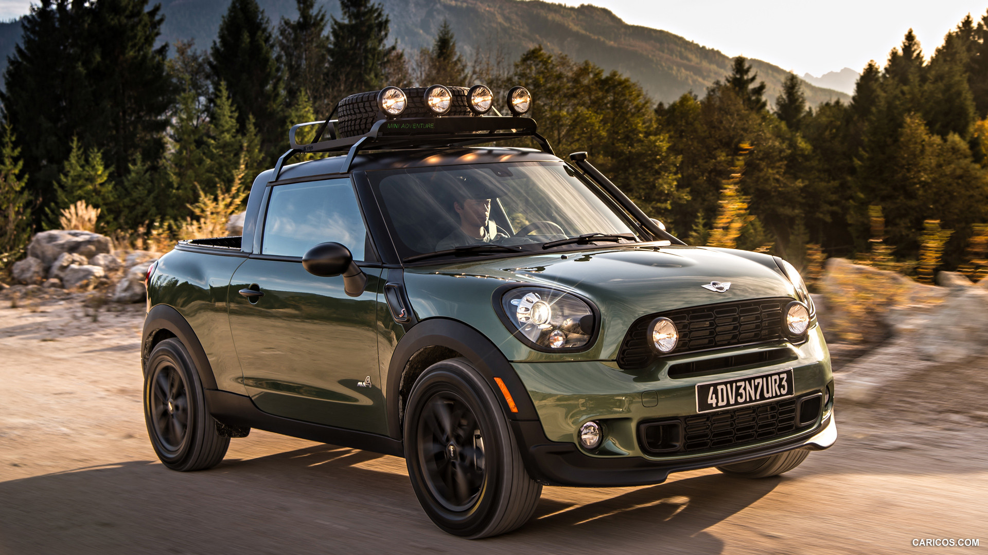 Nice wallpapers 2014 Mini Paceman Adventure 1920x1080px