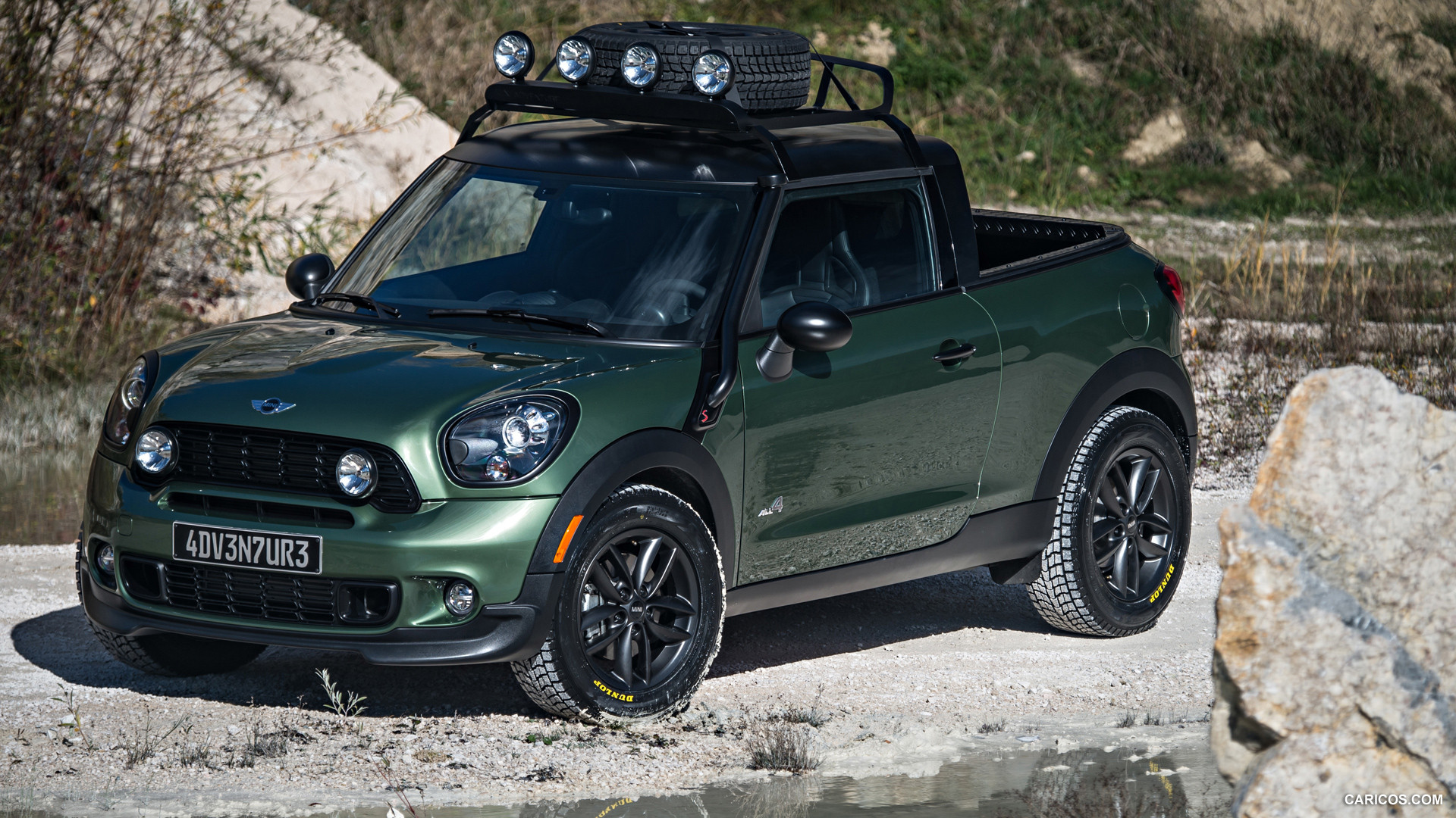 2014 Mini Paceman Adventure Backgrounds on Wallpapers Vista