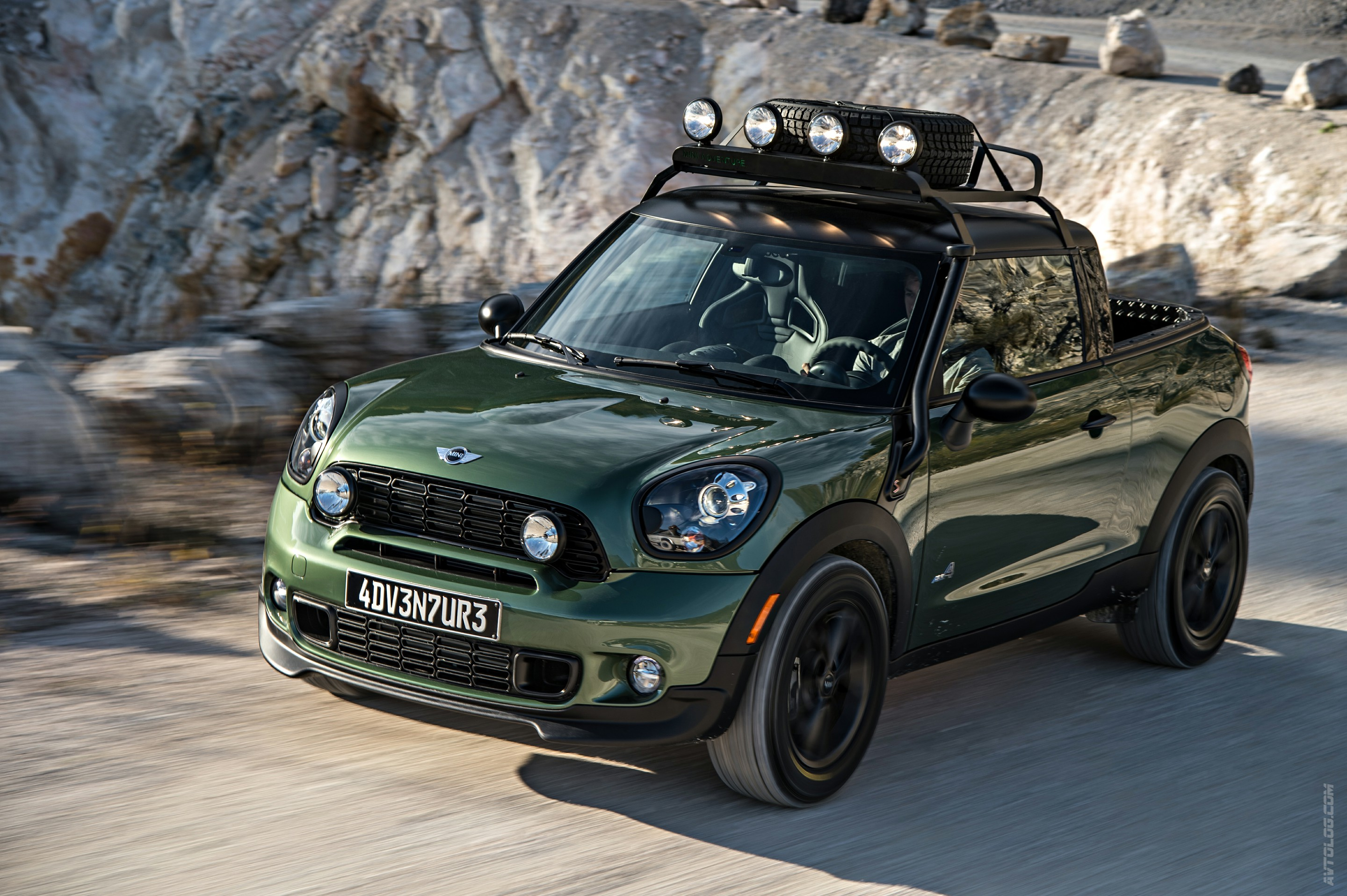Amazing 2014 Mini Paceman Adventure Pictures & Backgrounds