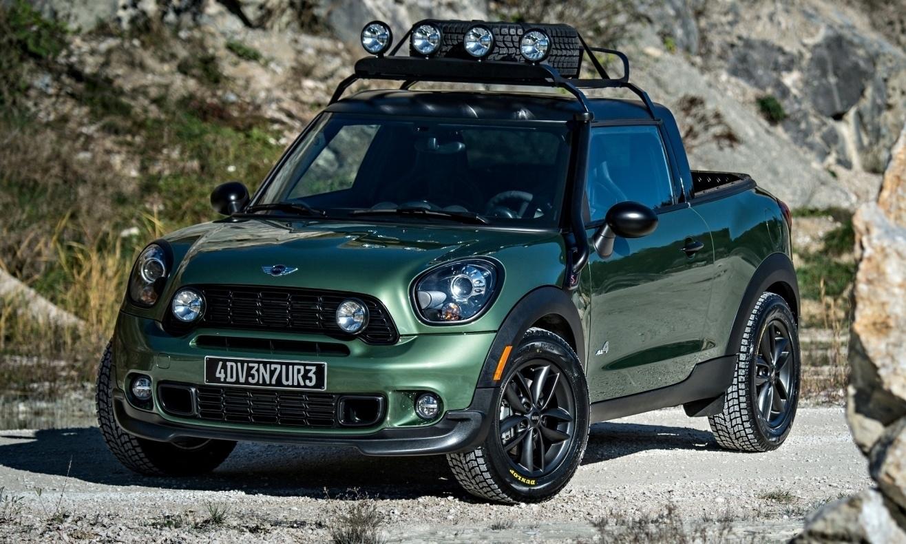 2014 Mini Paceman Adventure Pics, Vehicles Collection