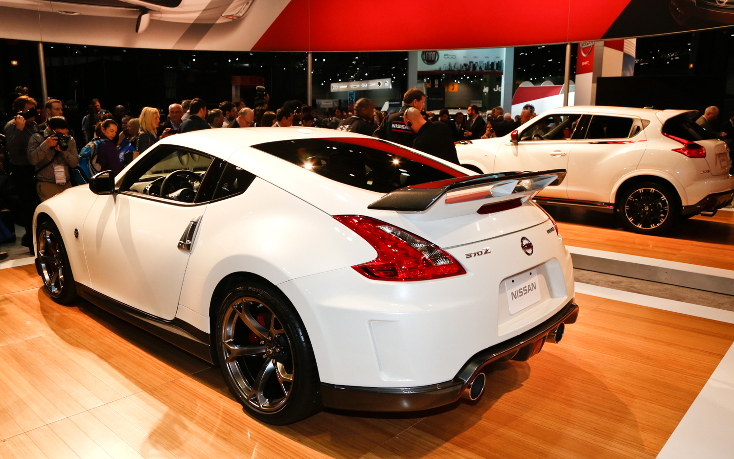 2014 Nissan 370Z Nismo Pics, Vehicles Collection