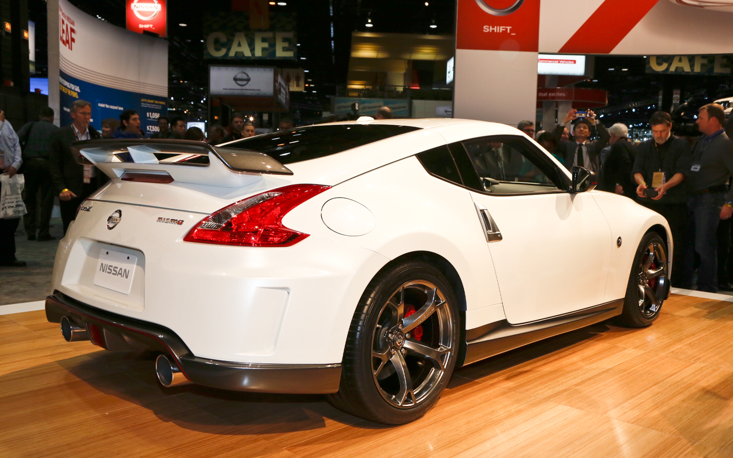 2014 Nissan 370Z Nismo Backgrounds, Compatible - PC, Mobile, Gadgets| 1500x938 px