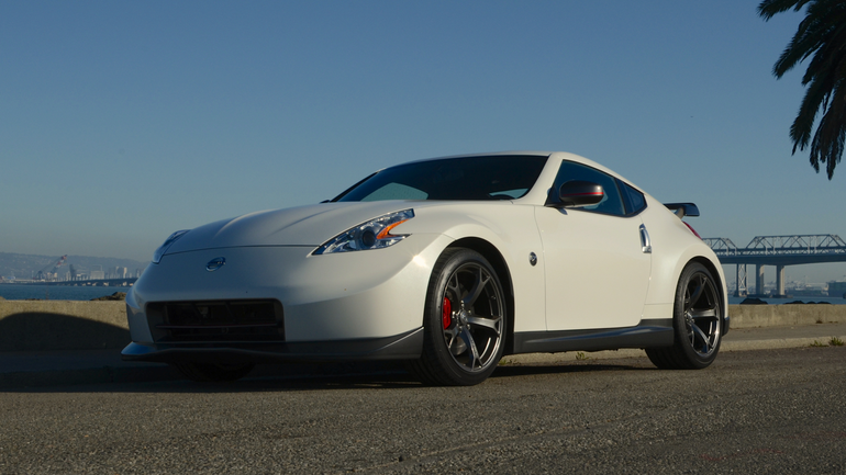 HQ 2014 Nissan 370Z Nismo Wallpapers | File 533.66Kb