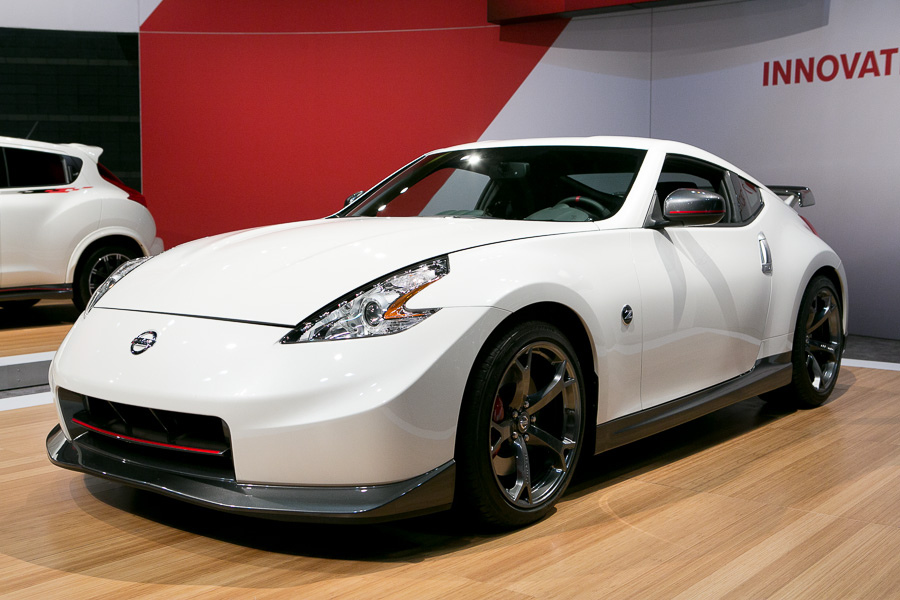 Amazing 2014 Nissan 370Z Nismo Pictures & Backgrounds