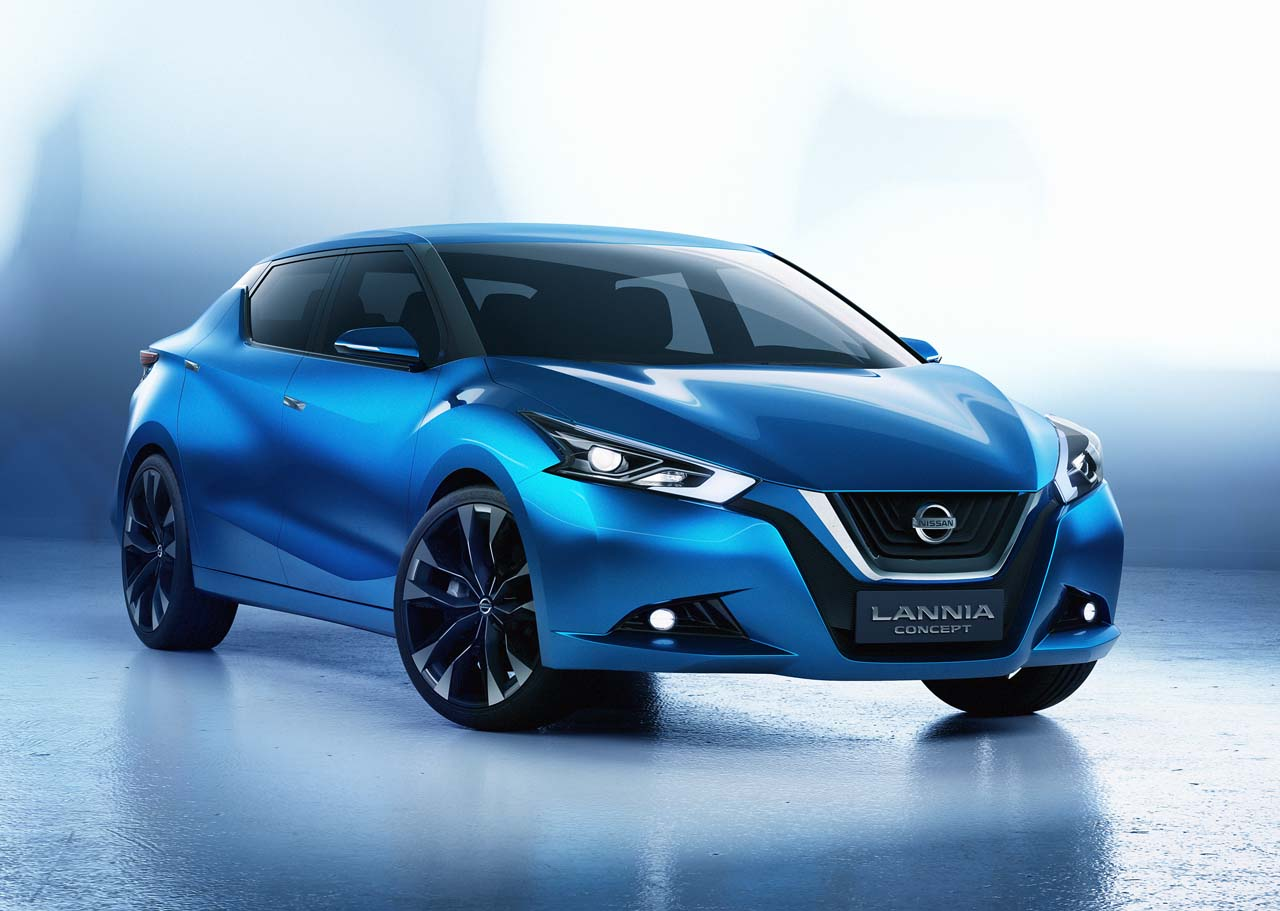 HQ 2014 Nissan Lannia Concept Wallpapers   File 137.66Kb