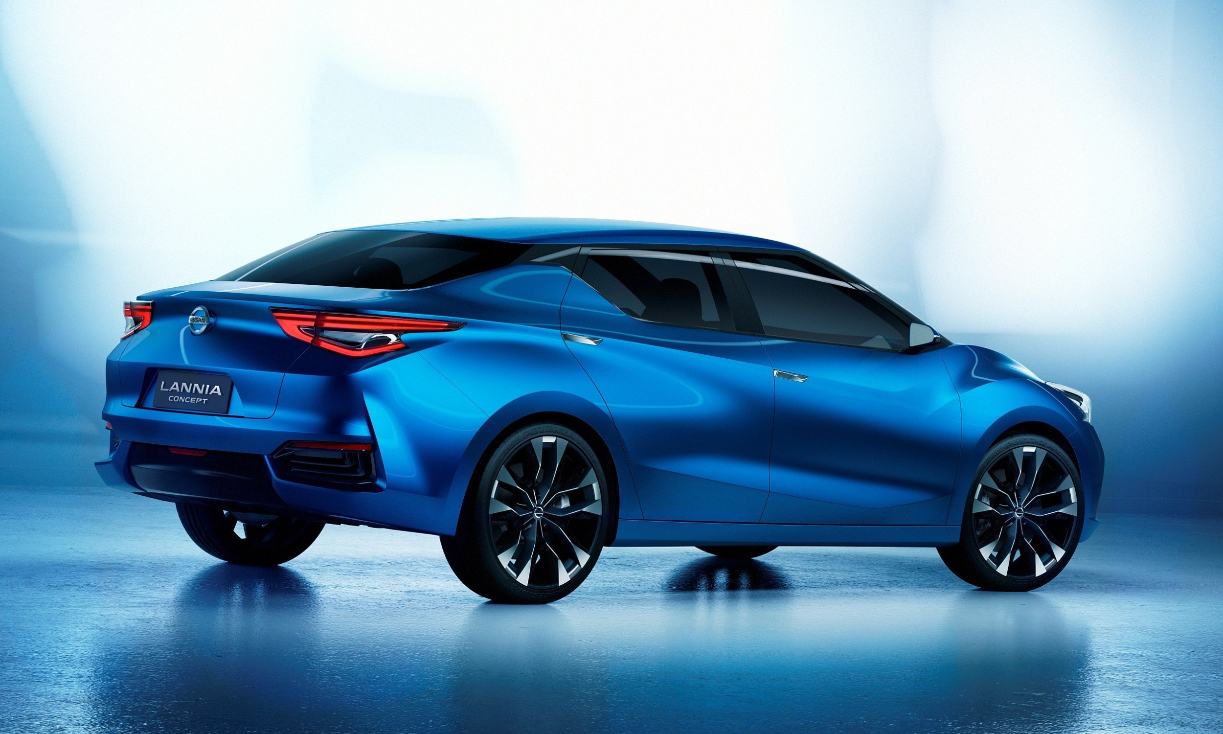 Nice wallpapers 2014 Nissan Lannia Concept 2500x1500px
