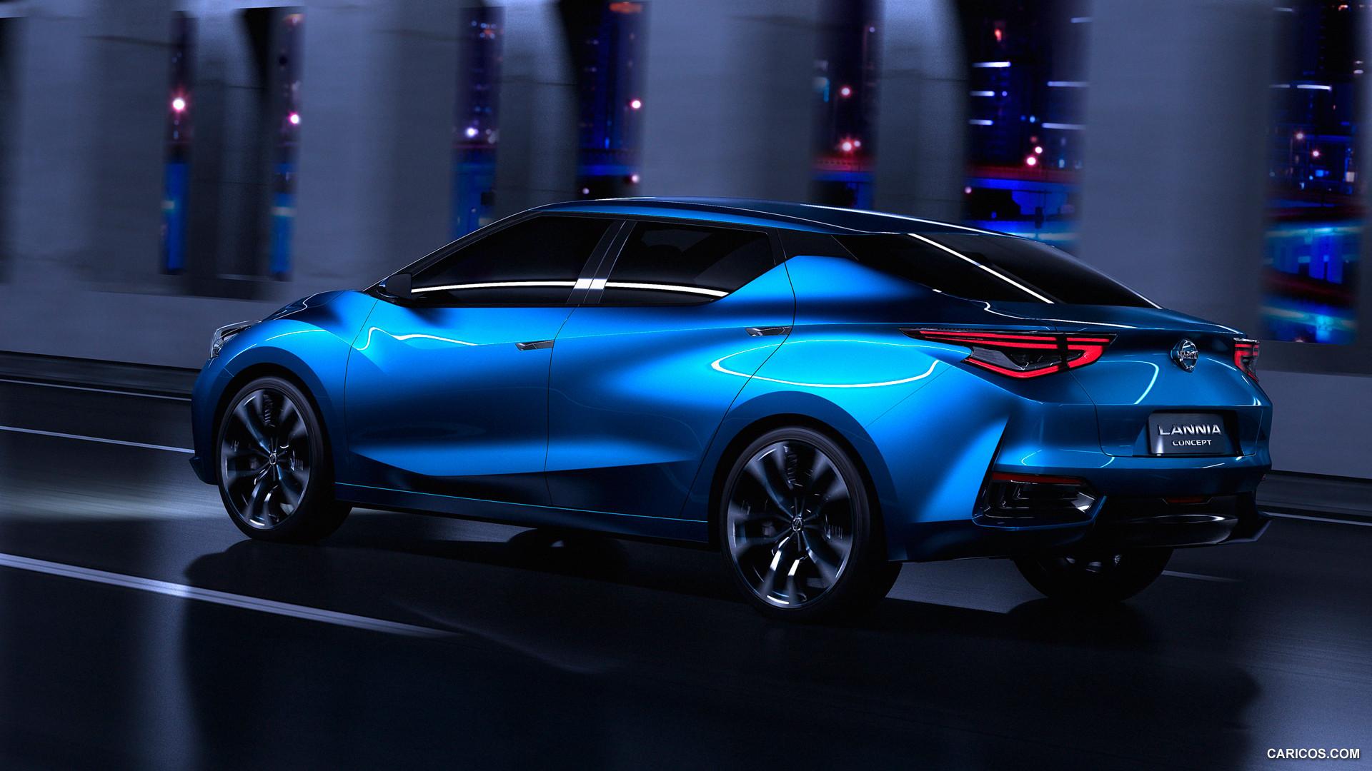 High Resolution Wallpaper   2014 Nissan Lannia Concept 1920x1080 px