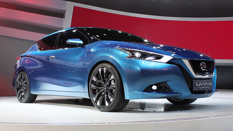 Images of 2014 Nissan Lannia Concept   750x422